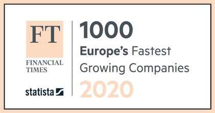 Financial Times 1000 Europe's Fastest Growing Companies