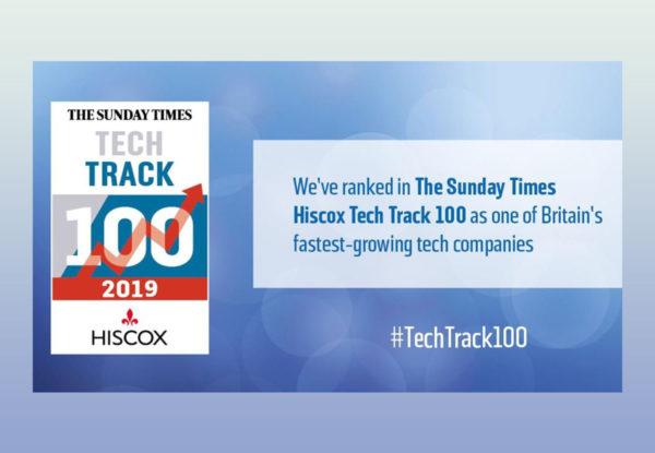 Tech Track 100 - 2019 Hiscox